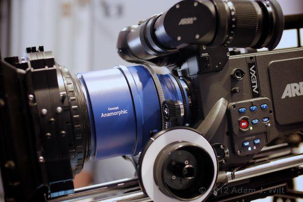 NAB 2012: Cameras & Lenses 64
