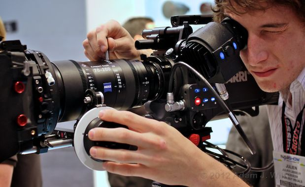 NAB 2012: Cameras & Lenses 65