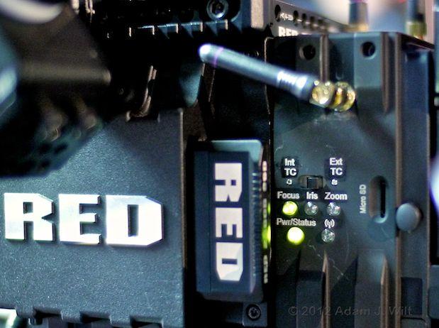 NAB 2012: RED 35