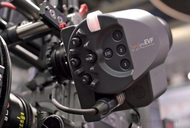 NAB 2012: New EVFs 24