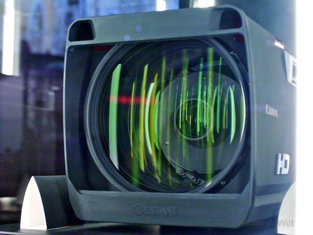 NAB 2012: Cameras & Lenses 67