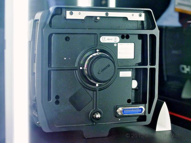 NAB 2012: Cameras & Lenses 68