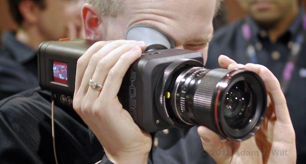 NAB 2012: Cameras & Lenses 77