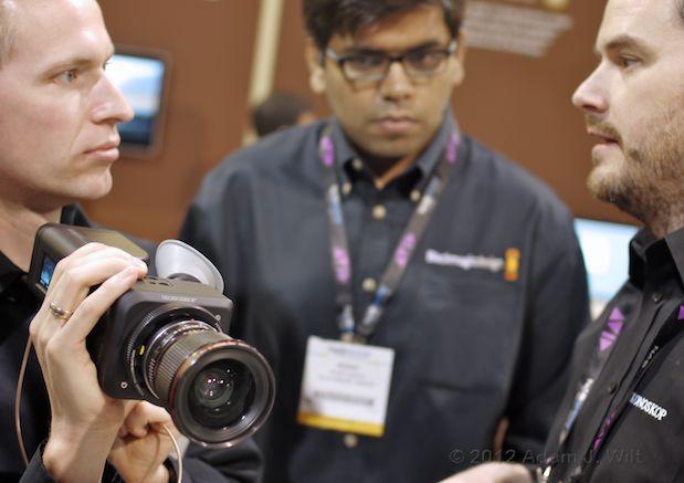 NAB 2012: Cameras & Lenses 78