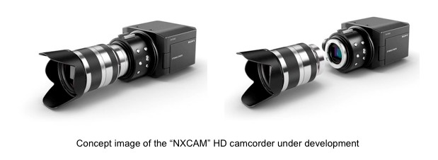 Quick notes: First PMW-F3 Movie; NXCAM 35 Pro Camcorder 5