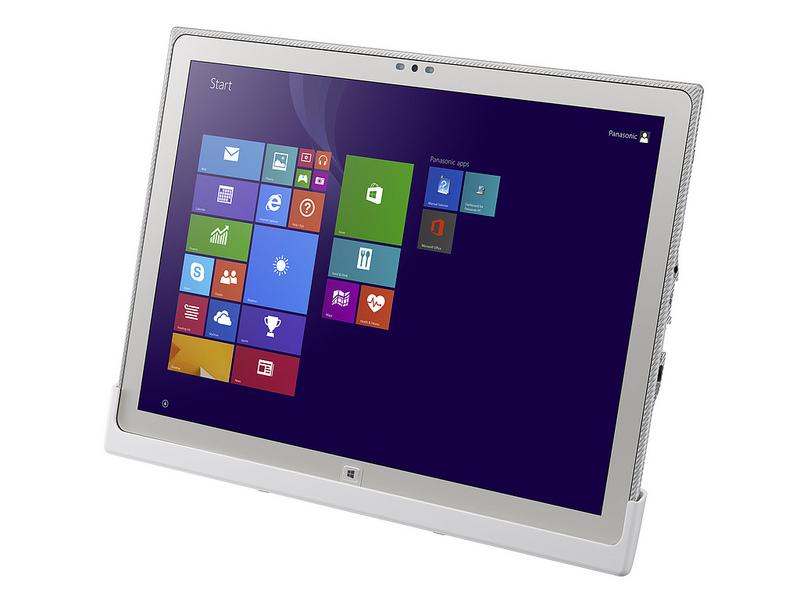 Panasonic Toughpad 4K UT-MB5 Tablet Makes U.S. Premiere 4