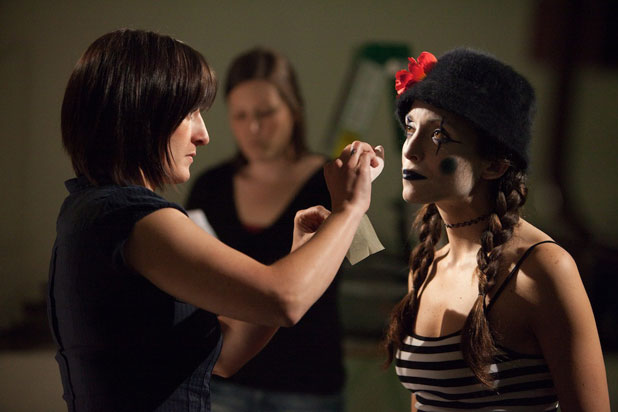 Lighting Against The Wind: The Making of a Mime Music Video 35