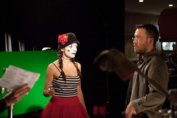 Lighting Against The Wind: The Making of a Mime Music Video 34