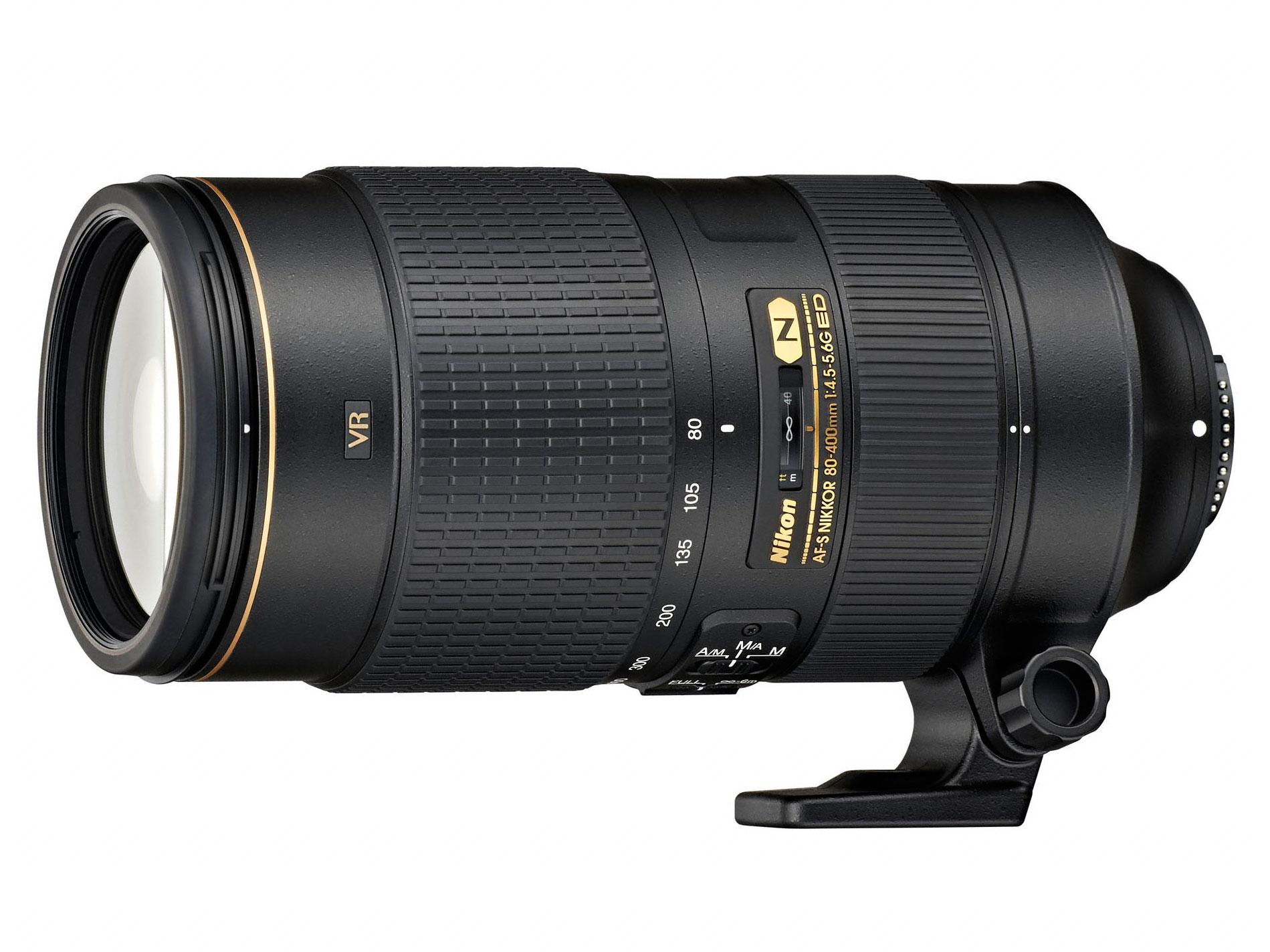 Nikon Introduces AF-S NIKKOR 80-400mm f/4.5-5.6G ED 3
