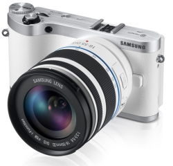Samsung Launches New NX300 3