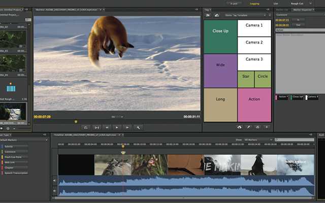 Creative Cloud 2014 video app reveal at NAB [updated] 12