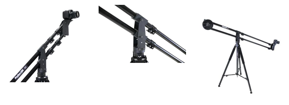 ProAm USA Raises the Bar With the New Telescopium Camera Crane 3