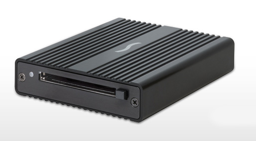 Sonnet Announces Thunderbolt™ Pro P2 Memory Card Reader 4