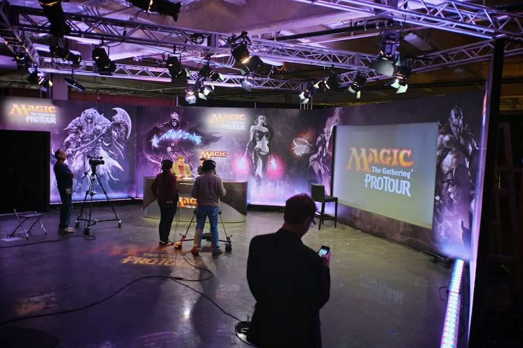A Little ATEM Magic: Live Broadcasting and Streaming at the Magic: The Gathering Pro Tour 5