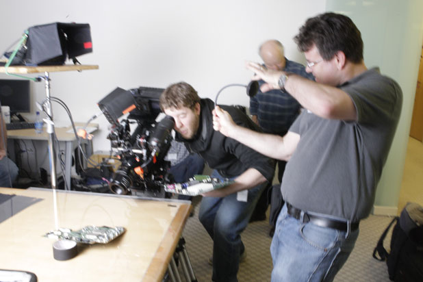 The Making of an Epic Media Project 108