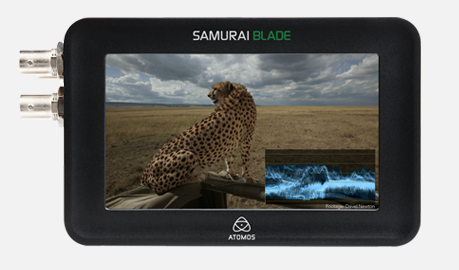 Atomos Samurai Blade Available for Under $1000 4