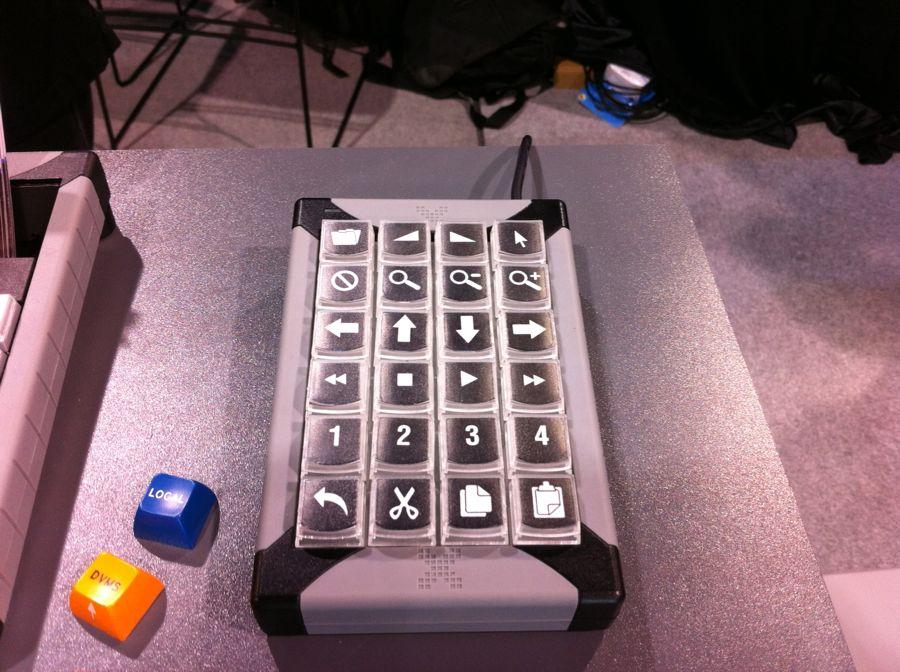 NAB 2013: X-Keys 15