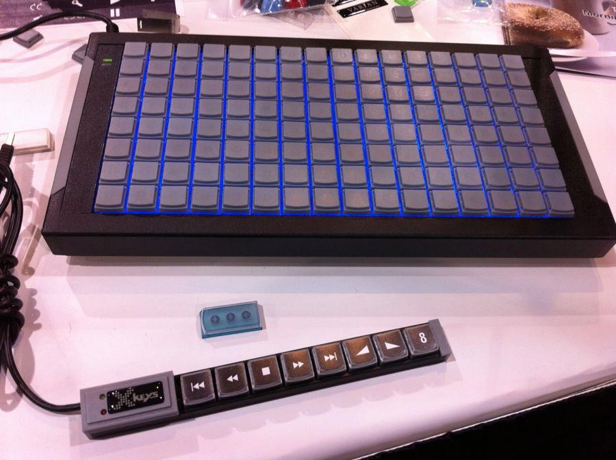 NAB 2013: X-Keys 12