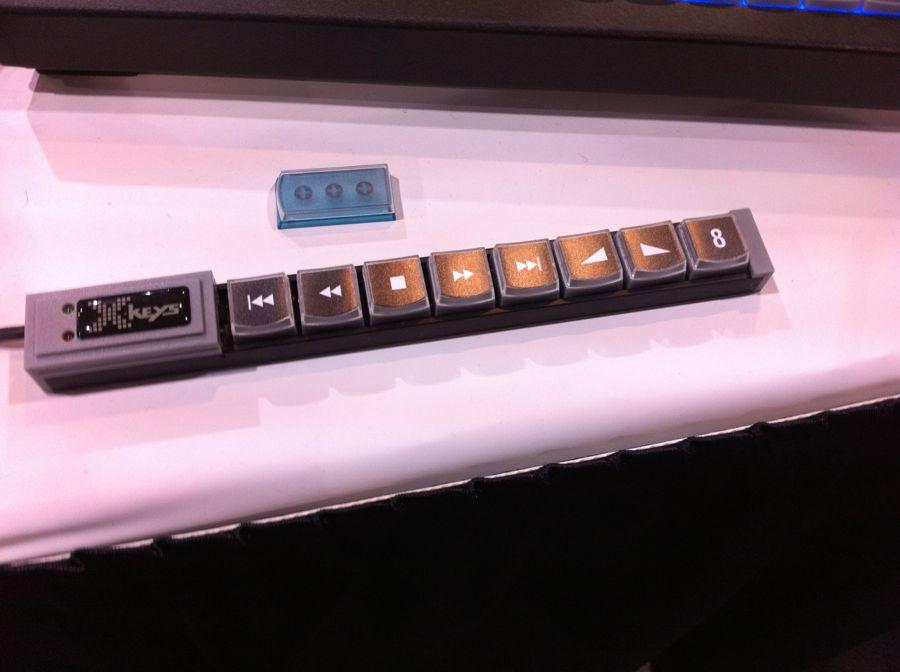 NAB 2013: X-Keys 11