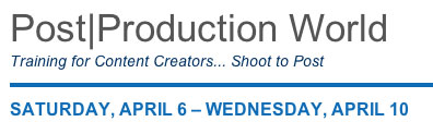 What's on the agenda for NAB 2013 20