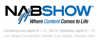 What's on the agenda for NAB 2013 19