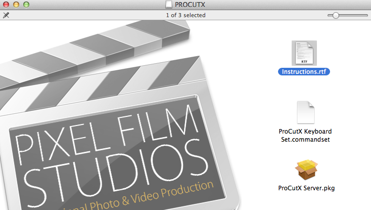 Hands on with the PROCUTX app for Final Cut Pro X 27