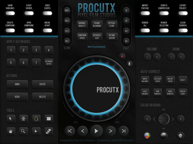 Hands on with the PROCUTX app for Final Cut Pro X 21