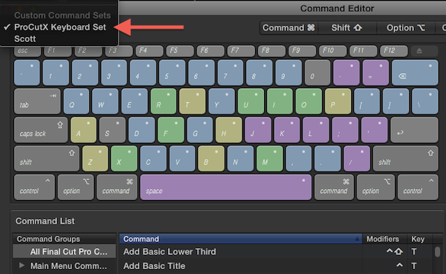 Hands on with the PROCUTX app for Final Cut Pro X 24
