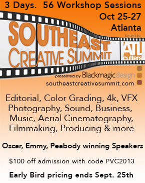 Are you coming to the Southeast Creative Summit? 1