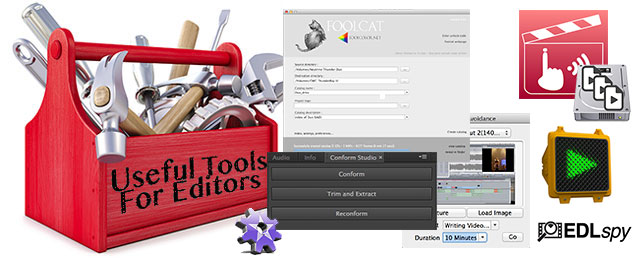 Useful Tools for Editors - Been a Long Time Edition 25