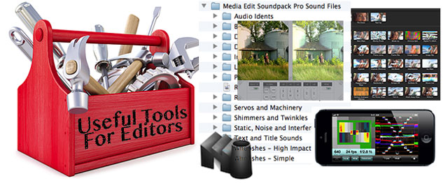 Useful Tools for Editors: Welcome Back Home edition 17