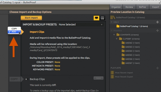 Red Giant BulletProof adds some significant, needed features 13