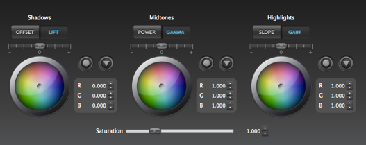 Technicolor kills their Color Assist color grading application 8