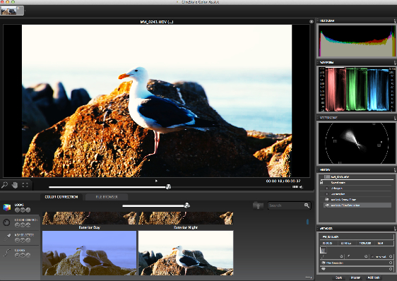 Technicolor kills their Color Assist color grading application 7