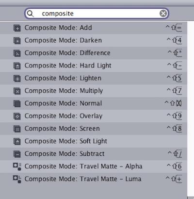Final Cut Pro 7 composite mode