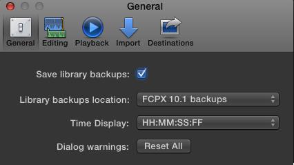 Final Cut Pro X 10.1 FCPX
