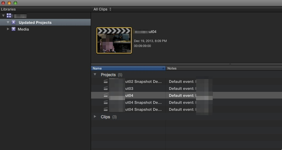 Kicking the Tires on Final Cut Pro X 10.1 23