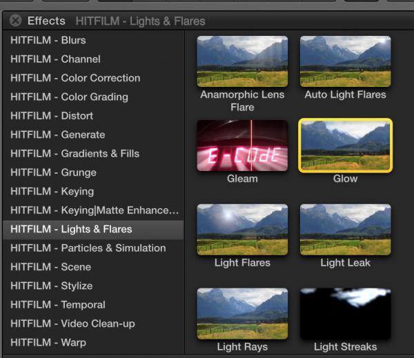 hitfilm plugins