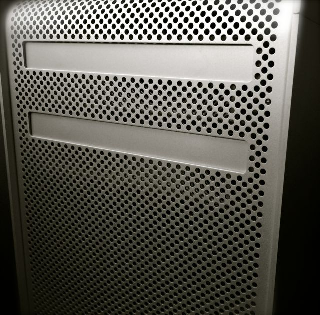 Wringing the Life Out of an Old Mac Pro Tower 27