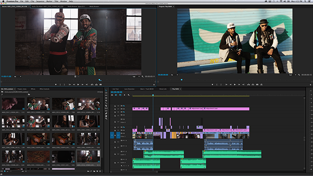 Dissecting those upcoming Adobe Premiere Fall CC 2014 Preview Features 23