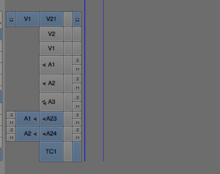 Day 22 #28daysofquicktips - Add a Specific Track Number in your Avid Media Composer Timeline 10