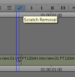 Day 19 #28daysofquicktips - Using the Scratch Removal Tool as a shortcut in Avid 7