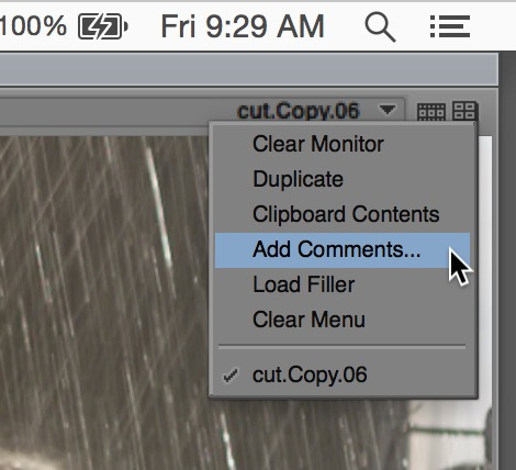 Day 21 #28daysofquicktips - Use EDL Comments to View Notes in Avid Media Composer Timeline 17