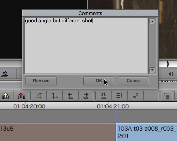 Day 21 #28daysofquicktips - Use EDL Comments to View Notes in Avid Media Composer Timeline 18