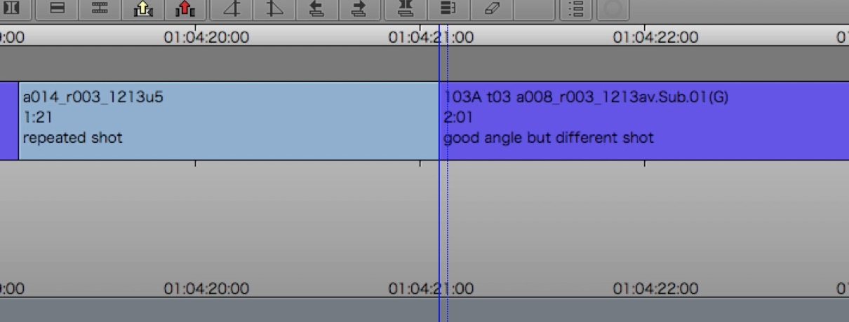 Day 21 #28daysofquicktips - Use EDL Comments to View Notes in Avid Media Composer Timeline 20