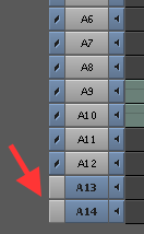 Day 27 #28daysofquicktips - Use Un-sync Locked Tracks for Easier Music Revisions 10
