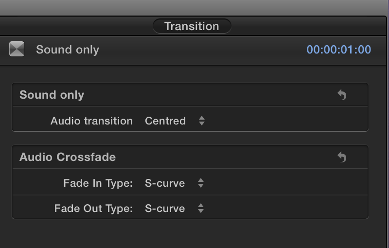 Day 26 #28daysofquicktips - Make an Audio-only Dissolve in Final Cut Pro X 10