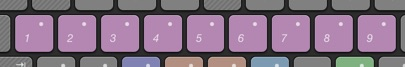 Day 3 #28daysofquicktips - Remap numbers 1 to 9 on your Final Cut Pro X keyboard 8