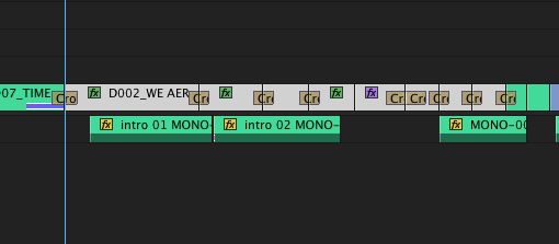 Day 14 #28daysofquicktips - The Find in Timeline command in Adobe Premiere Pro 11