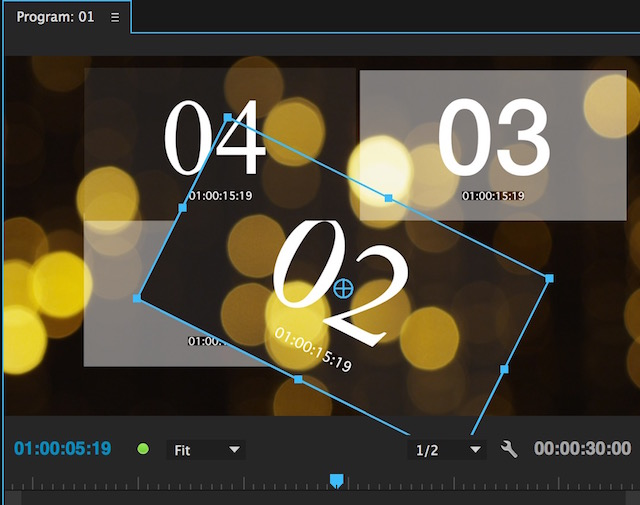 Day 11 #28daysofquicktips - Select a Specific Layer in the Premiere Pro Source Monitor 10